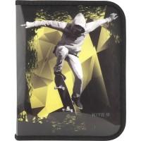 Папка на молнии Kite Cool Skateboarder B5 K18-203-4