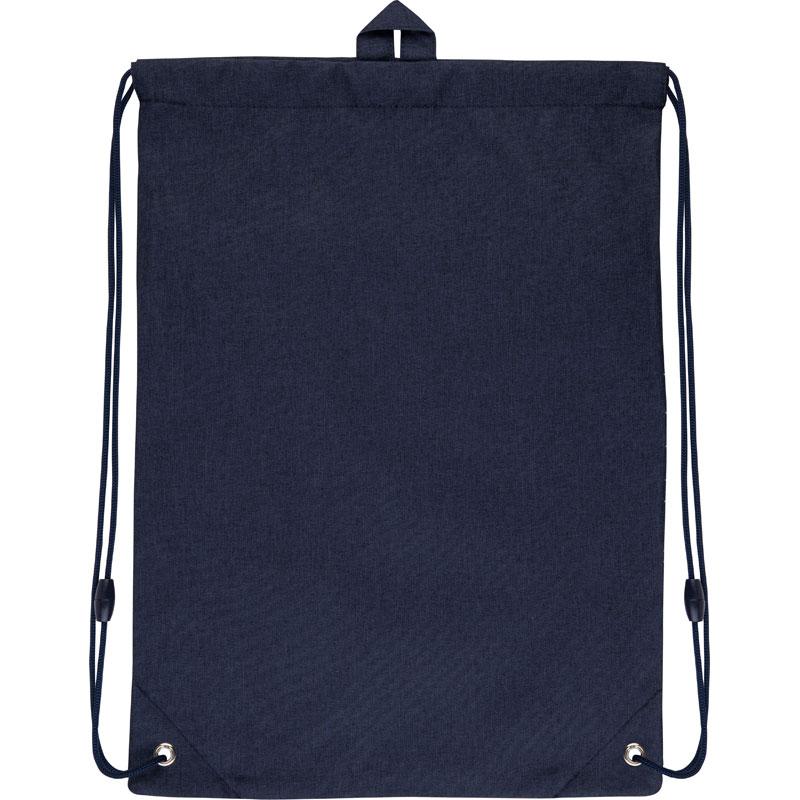 Сумка для обуви с карманом Kite Education Football pitch K21-601M-14