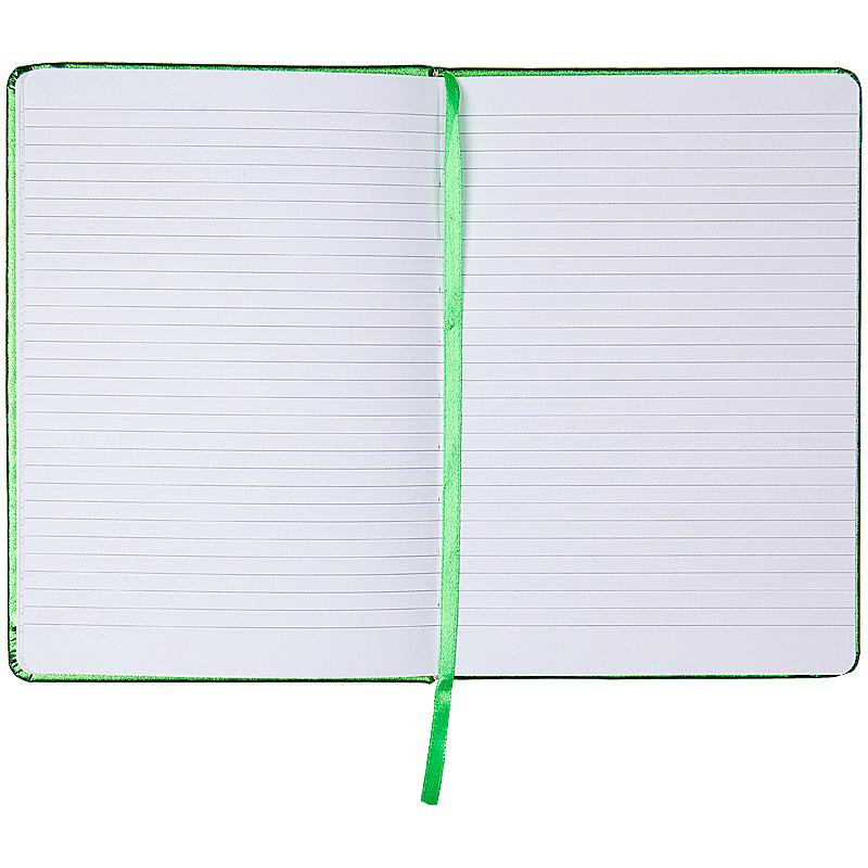 Блокнот Kite авокадо K20-165-1, глиттер, А5, 80 листов, линия