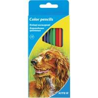 Олівці кольорові Kite, 12 кольорів K15-051