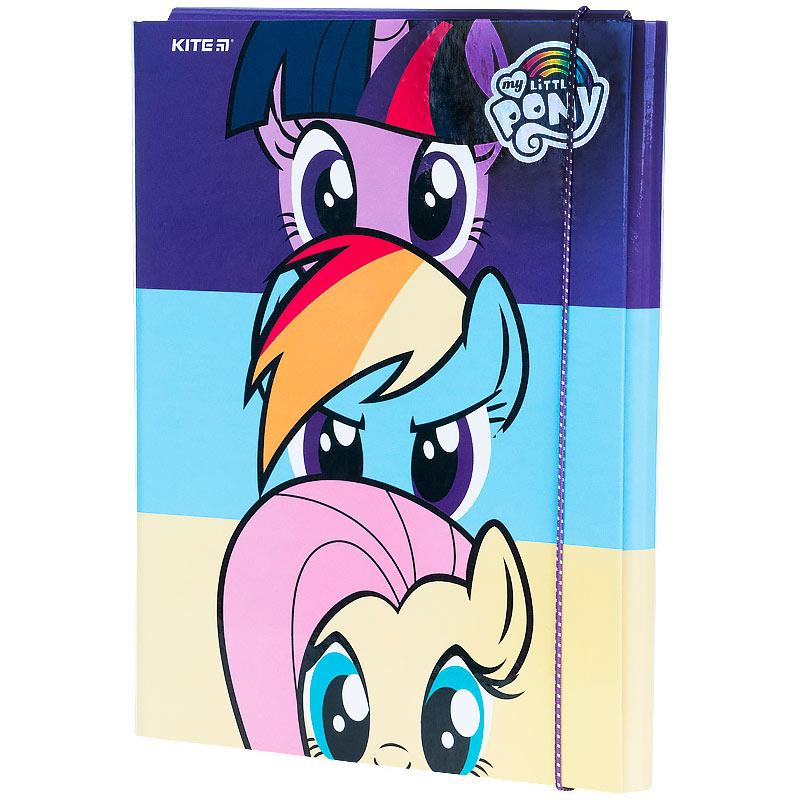 Папка для трудового навчання Kite My Little Pony LP21-213, А4