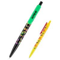 Ручка шариковая автоматическая Kite MTV MTV20-360, синяя
