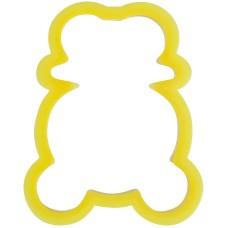 Цветнове тесто для лепки Kite Hello Kitty HK21-137, 8*20г+2 формочки+стек
