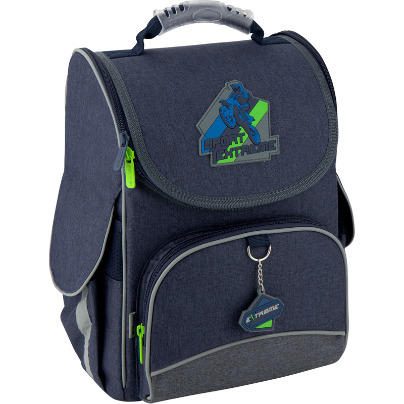 Модный легкий рюкзак для первоклассника Kite Education Extreme K20-501S-4