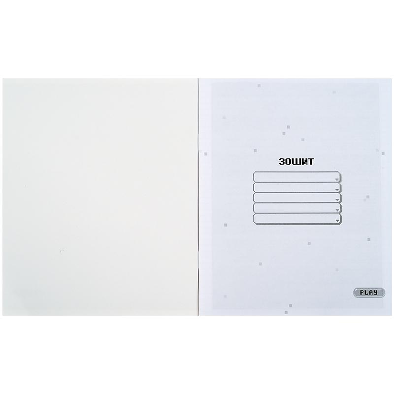 Зошит предметний Kite Pixel K21-240-11, 48 аркушів, клітинка, геометрія