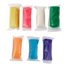 Цветнове тесто для лепки, 7*20 г Kite Jolliers K19-136