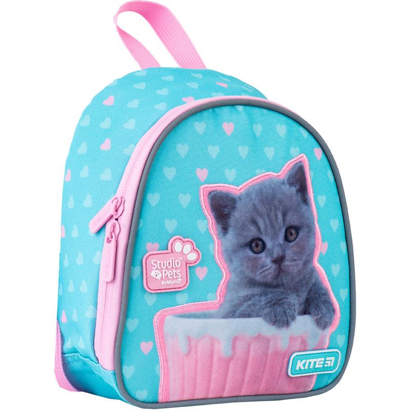 Рюкзак дитячий Kite Kids Studio Pets SP21-538XXS