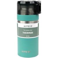 Термос Kite K21-320-02, 473 мл, зеленый