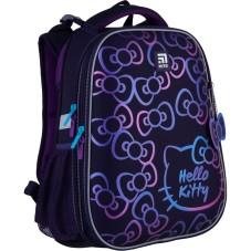 Рюкзак школьный каркасный Kite Education Hello Kitty HK21-531M