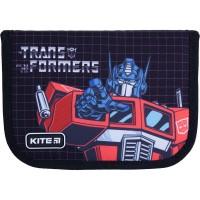 Пенал с наполнением Kite Education Transformers TF21-622H, 1 отделение, 2 отворота