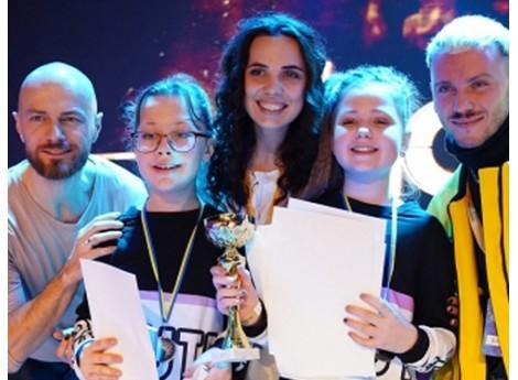 Kite & Всеукраїнський вокально-танцювальний фестиваль The Challenge