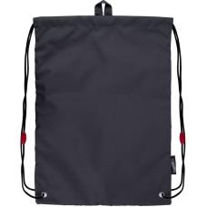 Сумка для обуви с карманом Kite Education Hot Wheels HW21-601M-2