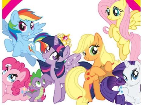 Hasbro запрошує на дитяче свято «День Дружби My Little Pony»