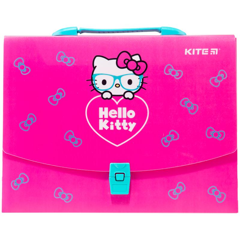Портфель-коробка Kite Hello Kitty HK20-209