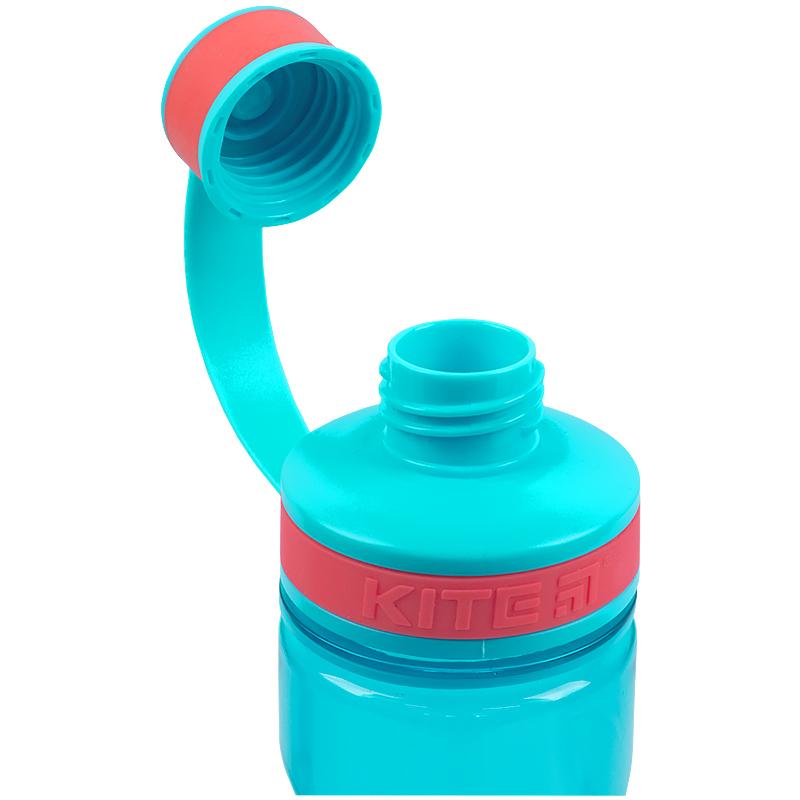 Пляшечка для води Kite My Little Pony LP21-397, 500 мл, бірюзова