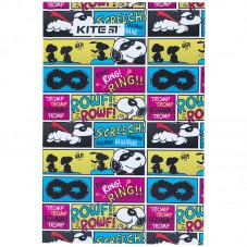 Книга записная Kite Snoopy SN21-199-2, твердая обложка, А6, 80 листов, клетка