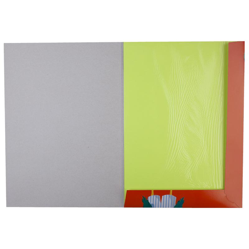 Бумага цветная двусторонняя Kite Jolliers K20-288