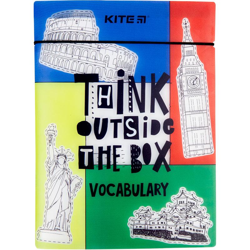Словарь для записи иностранных слов Kite K20-356-2, 48 листов