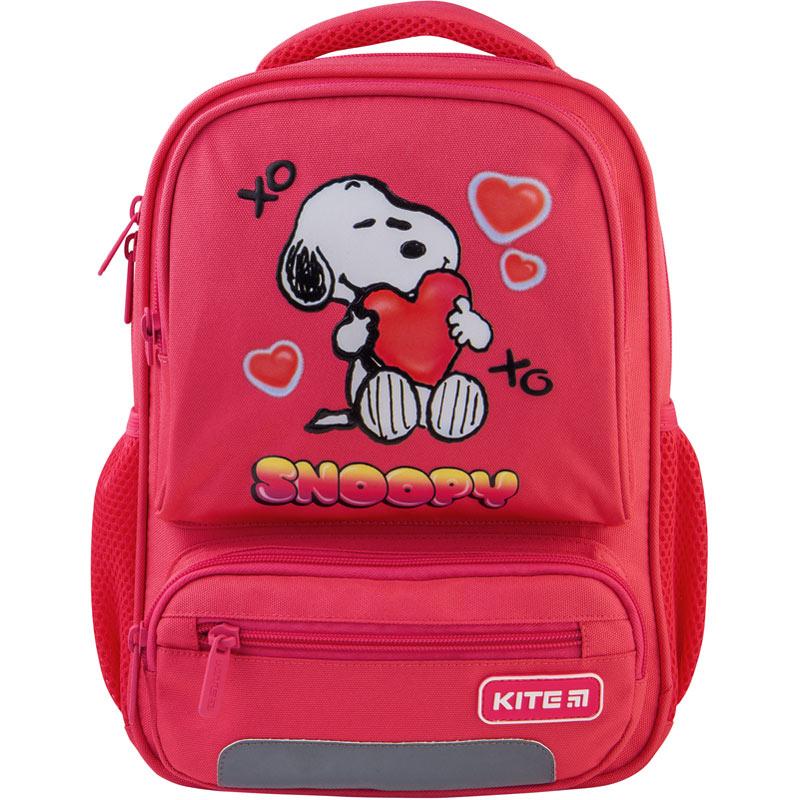Рюкзак дитячий Kite Kids Peanuts Snoopy SN21-559XS-1
