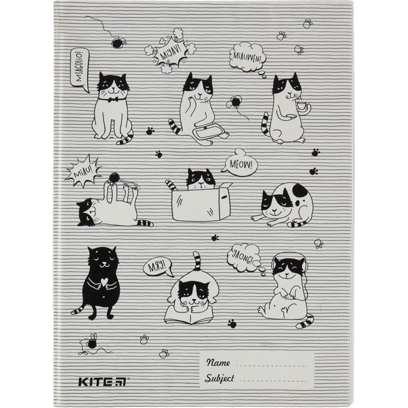 Обкладинка-розмальовка для книжок Kite K20-310, А4+, PVC