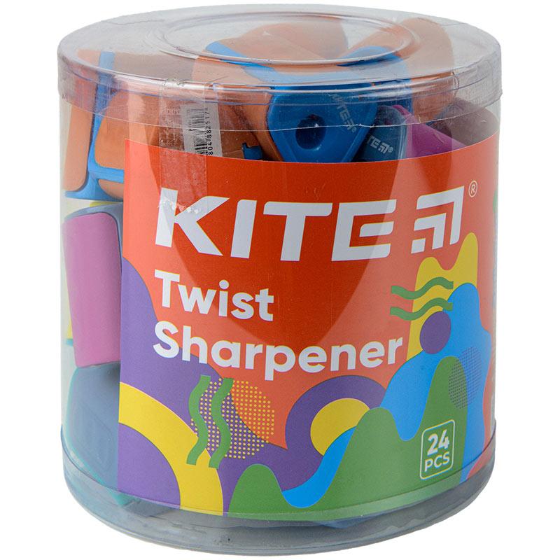 Точилка з контейнером Kite Twist K16-120