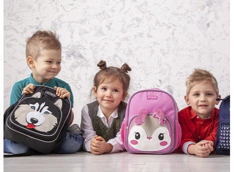 Рюкзак для дошкольника: ТОП-5 моделей