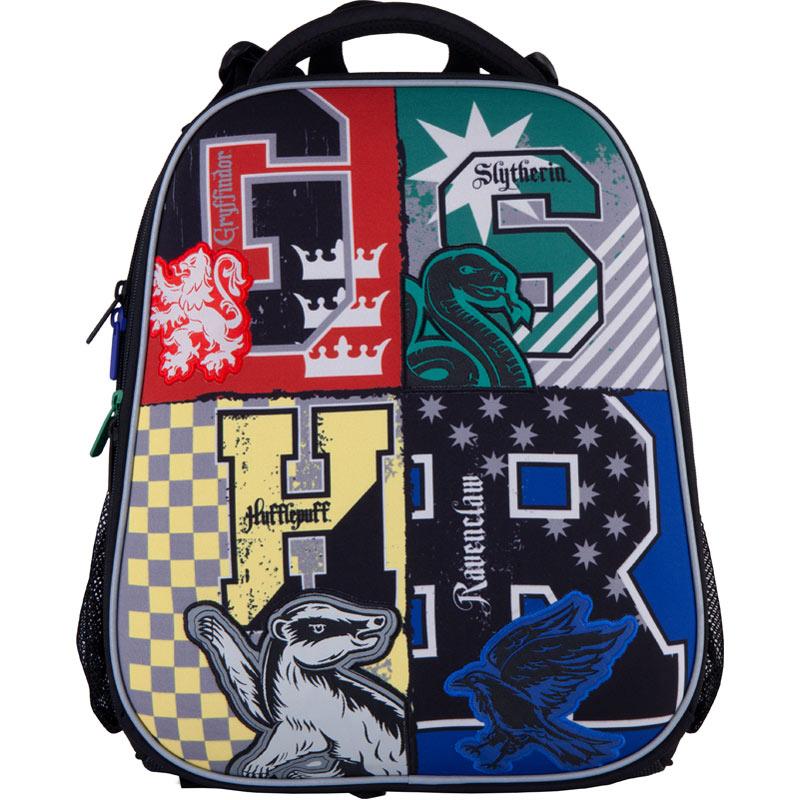 Рюкзак шкільний каркасний Kite Education Harry Potter HP21-531M