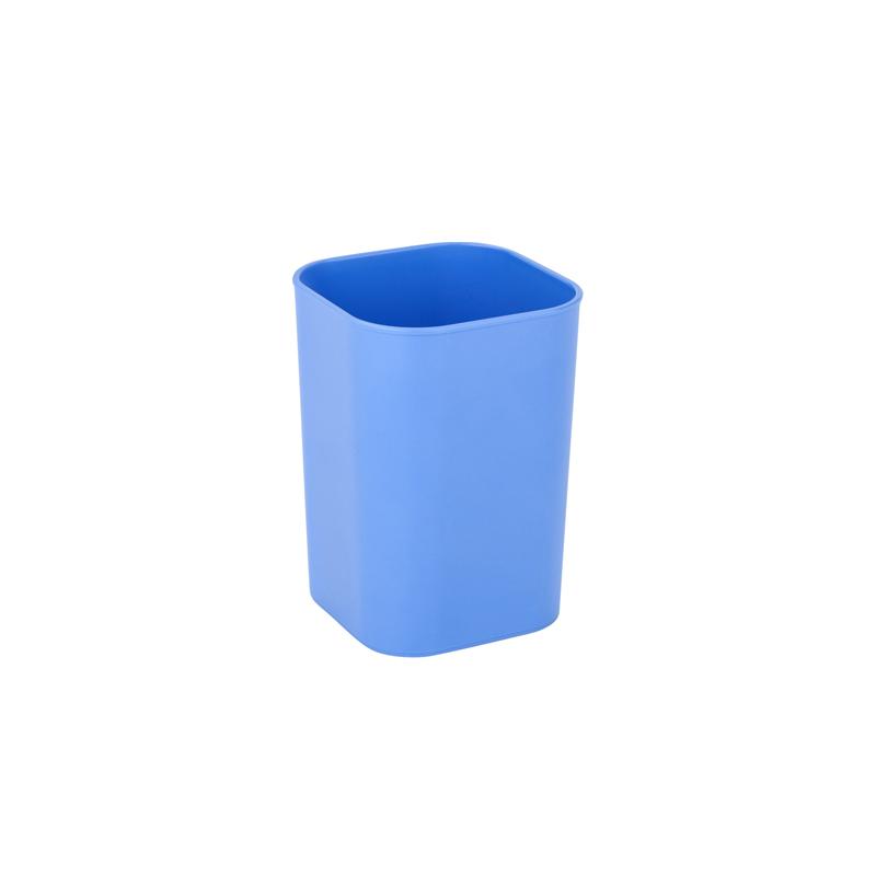 Стакан-подставка квадратный Kite K20-169-07, голубой