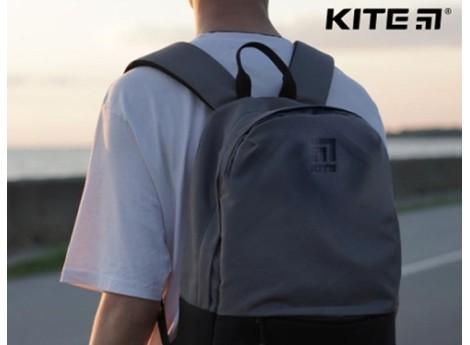 Міський рюкзак Kite: сміливі рішення на кожен день