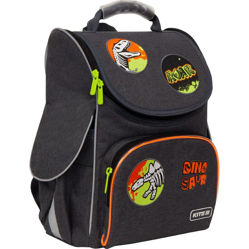 Рюкзак шкільний каркасний Kite Education Roar K21-501S-7 (LED)
