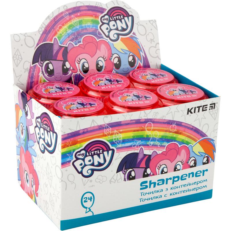 Точилка з контейнером Kite My Little Pony LP20-117