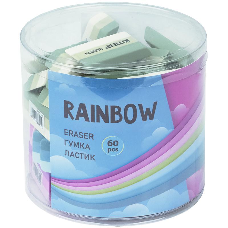 Гумка кольорова Rainbow K16-103