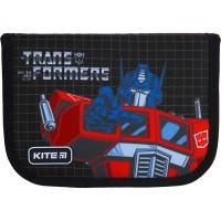 Пенал без наполнения Kite Education Transformers TF21-622, 1 отделение, 2 отворота