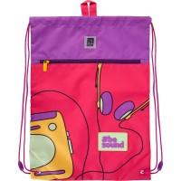 Сумка для обуви с карманом Kite Education Be sound K21-601L-22