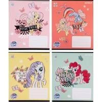 Тетрадь школьная Kite My Little Pony LP21-234, 12 листов, в линию