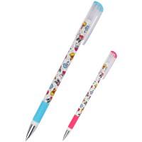 Ручка шариковая Kite Dogs K21-032-03, синяя