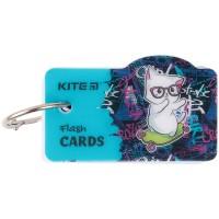 Карточки для записи иностранных слов Kite Cat skate K21-358-2, 80 листов
