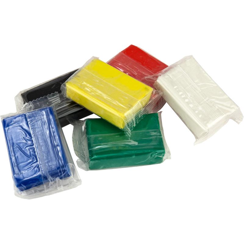 Пластилін восковий Kite Jolliers K20-088, 6 кольорів, 50 г