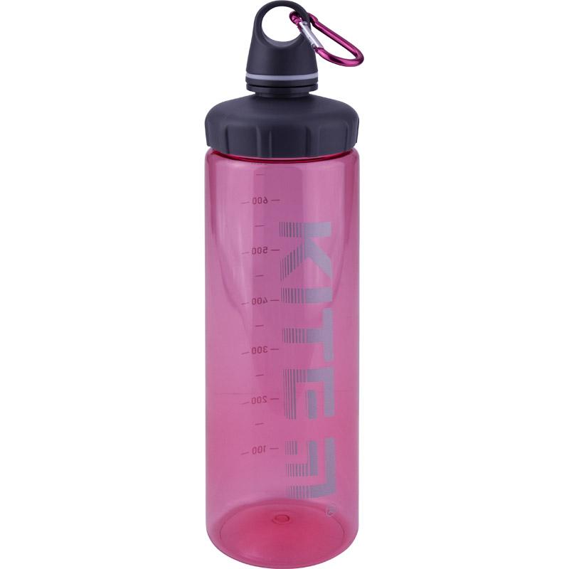 Пляшечка для води Kite K19-406-02, 750 мл, рожева