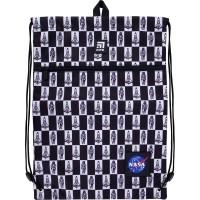 Сумка для обуви с карманом Kite Education NASA NS21-601L-1