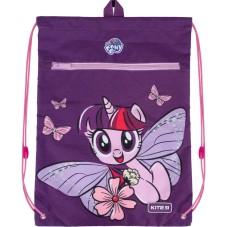 Сумка для обуви с карманом Kite Education My Little Pony LP21-601M