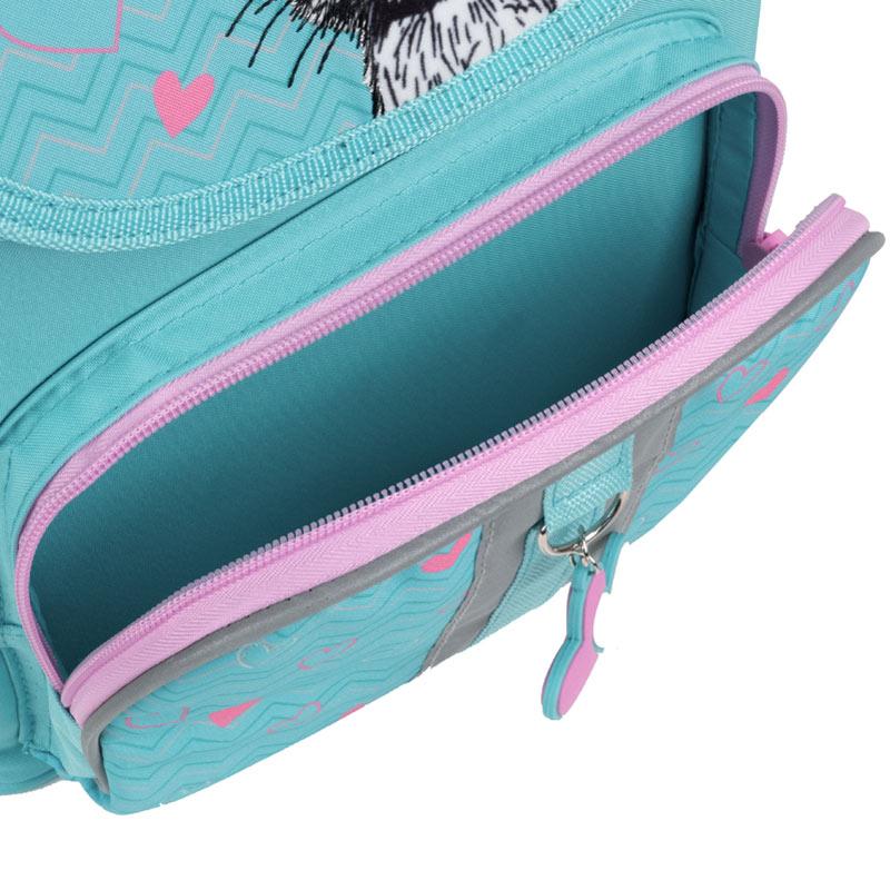 Рюкзак школьный каркасный Kite Education Cute Bunny K21-501S-4