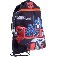 Сумка для обуви с карманом Kite Education Transformers TF21-601M