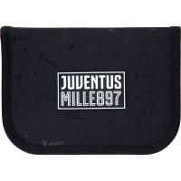 Пенал с наполнением Kite Education FC Juventus JV21-622H, 1 отделение, 2 отворота