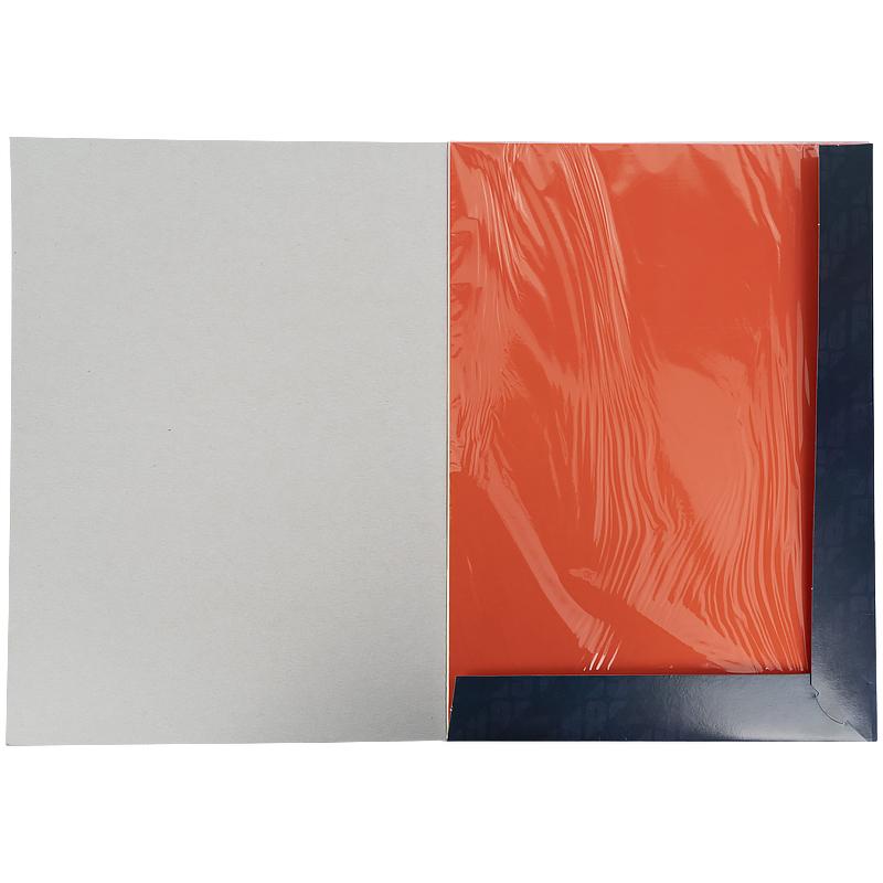 Бумага цветная двусторонняя Kite Hot Wheels HW21-250