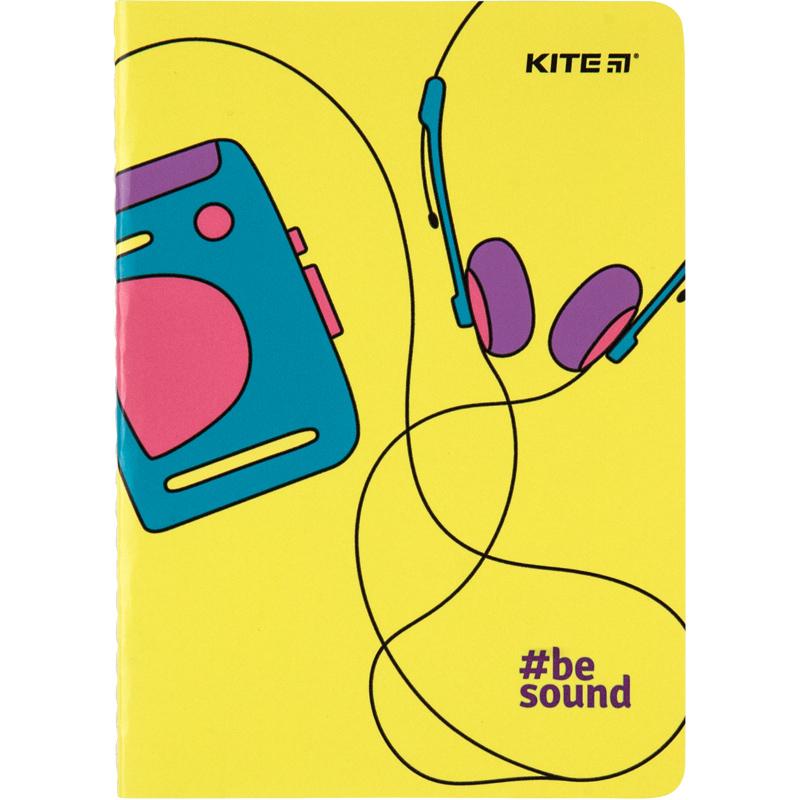 Набор 3х блокнотов Kite BeSound K20-355-1 (A5, В6, А6)