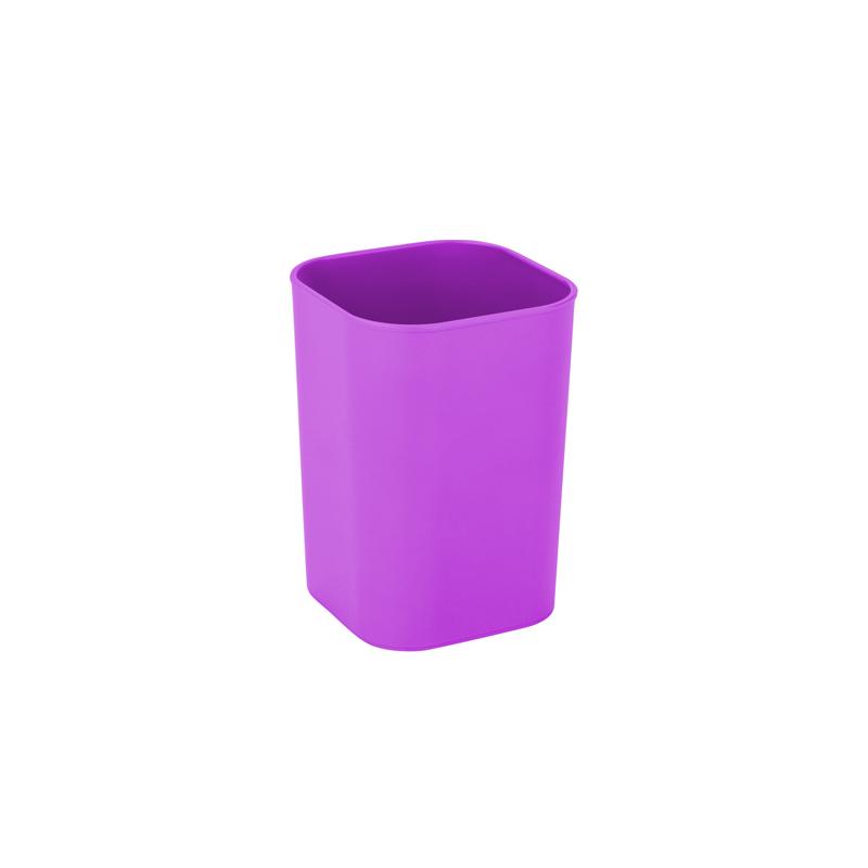 Стакан-подставка квадратный Kite K20-169-11, фиолетовый