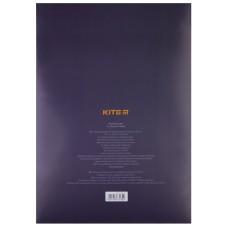 Бумага для акварели А3, 10 листов, 200г/м2, Kite K18-268