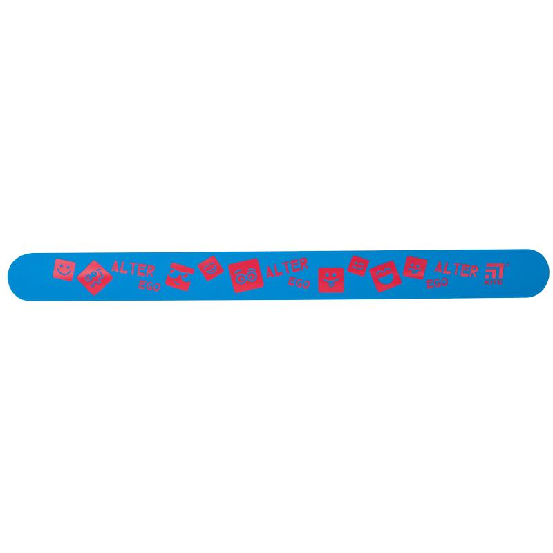 Линейка-браслет Kite K20-019, 30 см, бирюзовая