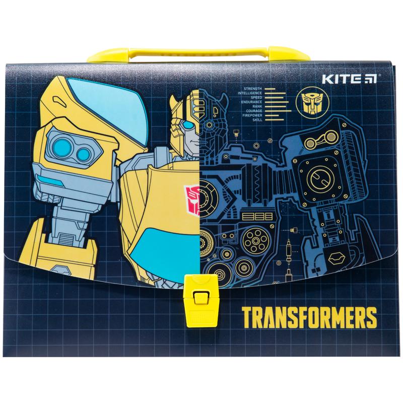 Портфель-коробка Kite Transformers TF20-209